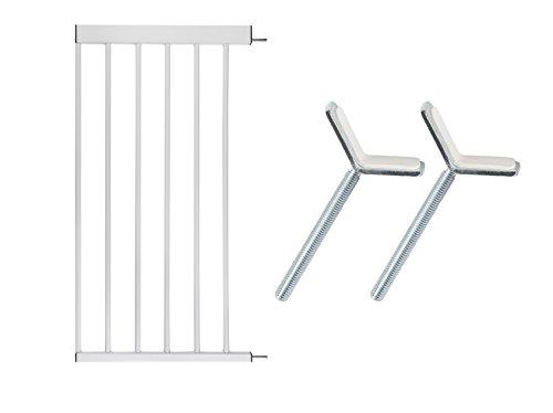 10-70 cm | Y-Adapter | Türschutzgitter-Zubehör | klemmbar | zertifiziert...