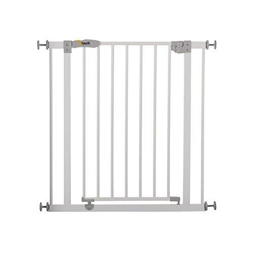 Hauck Open N Stop Treppen- / Tür- schutzgitter für Kinder, Hunde und...