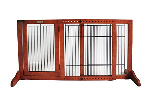 Simply Shield+   Hunde-Barriere   Hunde-Absperrgitter   Verstellbare Breite...