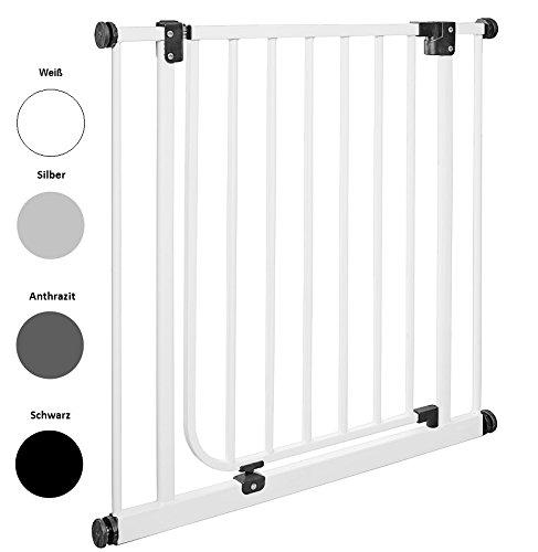 IMPAG Schutzgitter EASY STEP | 62 bis 222 cm | Treppenschutzgitter|...