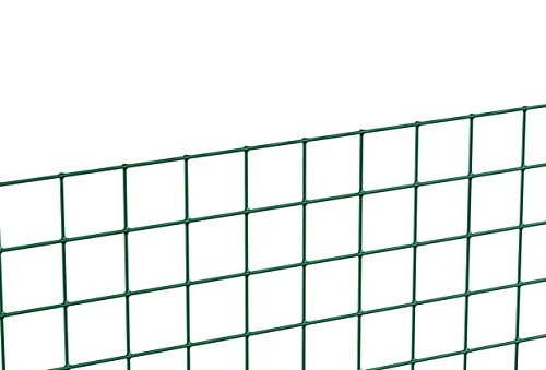 GAH-Alberts 614522 Schweißgitter, grün,500 mm Höhe,5 m Rolle, 19,0 x...
