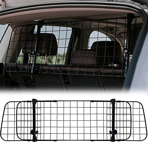 NEEZ Kofferraum Schutzgitter für Hund - Trenngitter für Auto Universell...