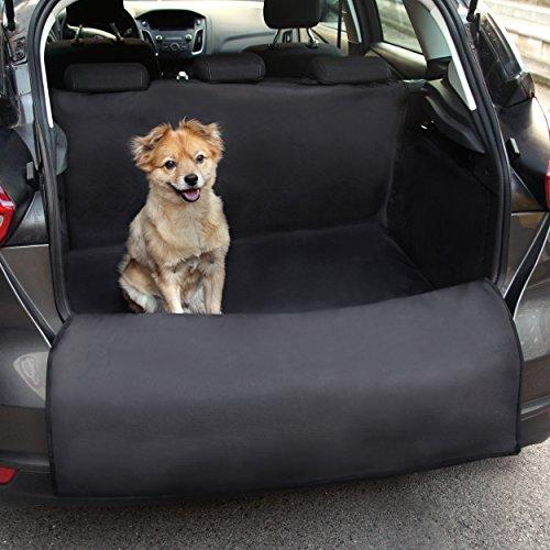 Heldenwerk Universal Kofferraumschutz Hunde Auto - Kofferraumdecke Ideal...
