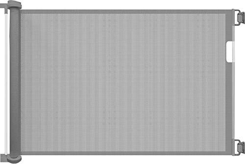 Callowesse AIR - Einziehbares Tür- und Treppenschutzgitter 0-130 cm (110...
