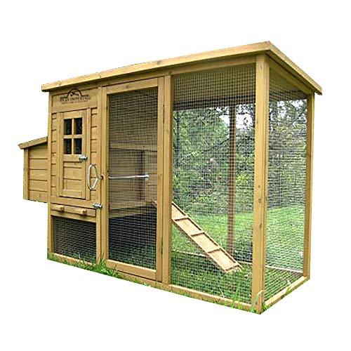 Pets Imperial - Hühnerstall Monmouth - für bis zu 4 Hühner - innovative...