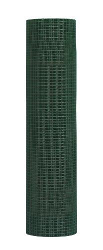 Schweißgitter - grün, 500 mm Höhe, 5 m Rolle, 12,7 x 12,7 mm...