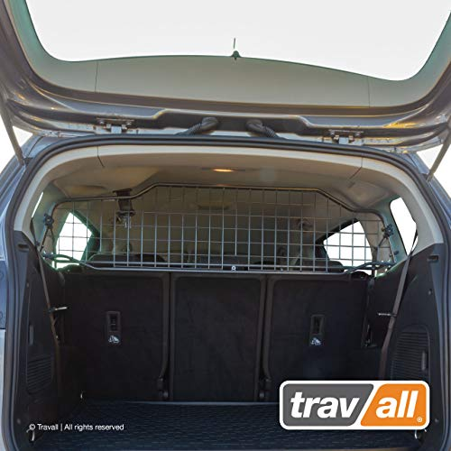 Travall Guard Hundegitter Kompatibel Mit Opel Zafira Tourer (Ab 2011)...