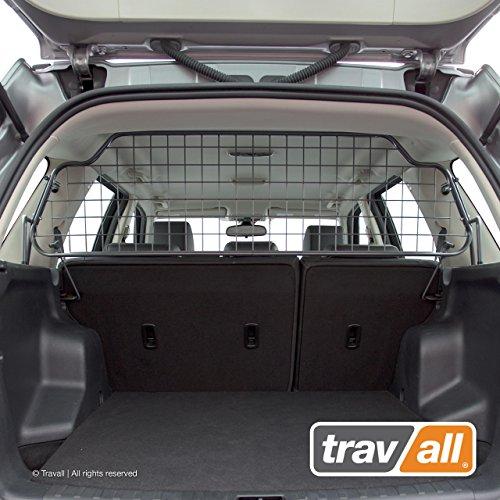 Travall Guard Hundegitter Kompatibel Mit Land Rover Freelander 2 LR2...
