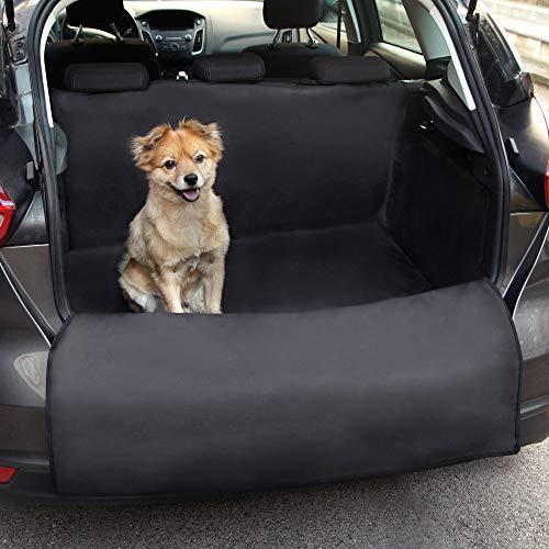 Heldenwerk® Universal Kofferraumschutz Hunde Auto - Kofferraumdecke Ideal...