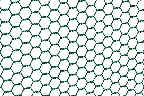GAH-Alberts 614188 Sechseckgeflecht, grün,500 mm Höhe, 10 m Rolle, 13 mm...