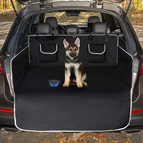 Toozey Kofferraumschutz Hund mit Seitenschutz - Universal Auto Kofferraum...
