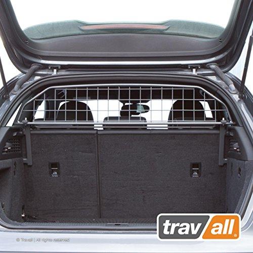 Travall® Guard Hundegitter TDG1393 - Maßgeschneidertes Trenngitter in...