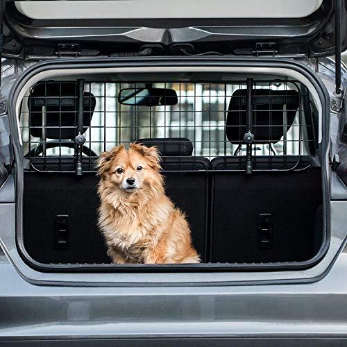 Heldenwerk Universal Kofferraum Trenngitter für Hunde - Auto Hundegitter...