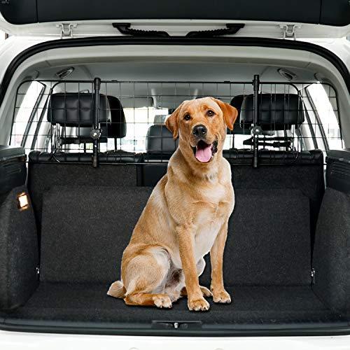 Toozey Kofferraum Hundegitter für Auto, SUV Universal -...