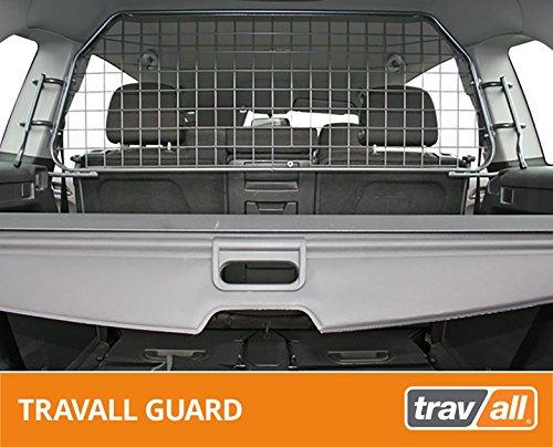 Travall® Guard Hundegitter TDG1194 - Maßgeschneidertes Trenngitter in...