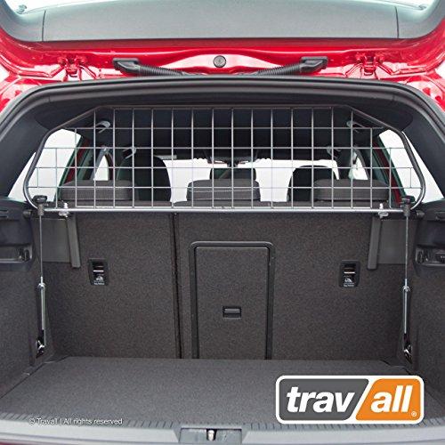 Travall® Guard Hundegitter TDG1409 - Maßgeschneidertes Trenngitter in...