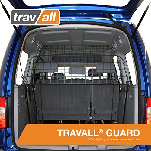 Travall Guard Hundegitter Kompatibel Mit Volkswagen Caddy (Ab 2003) Caddy...