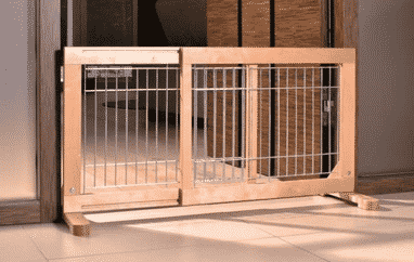 Hundeabsperrgitter für Türen und Treppen